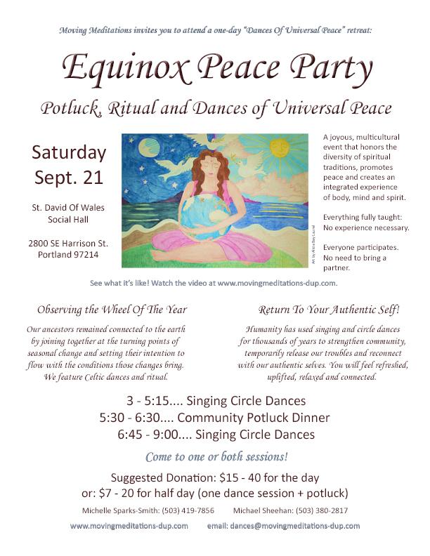 Equinox Peace Party Flyer - 72dpi