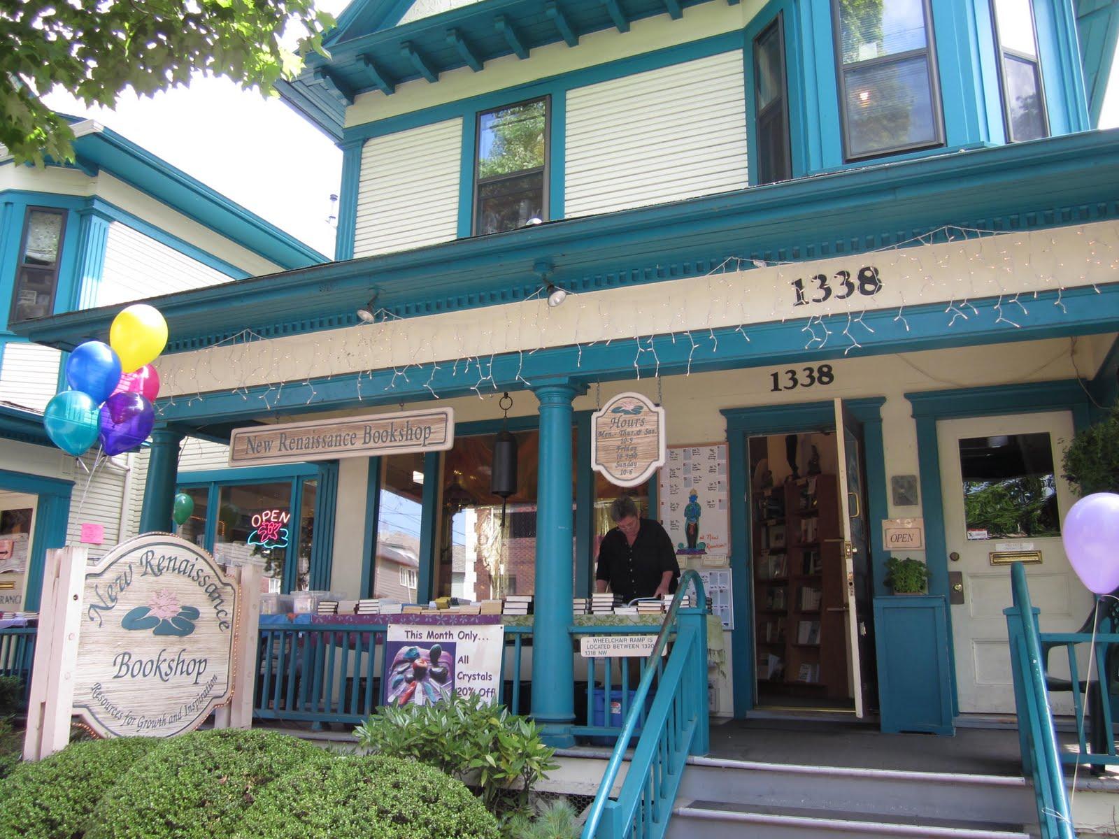 New Ren Bookshop