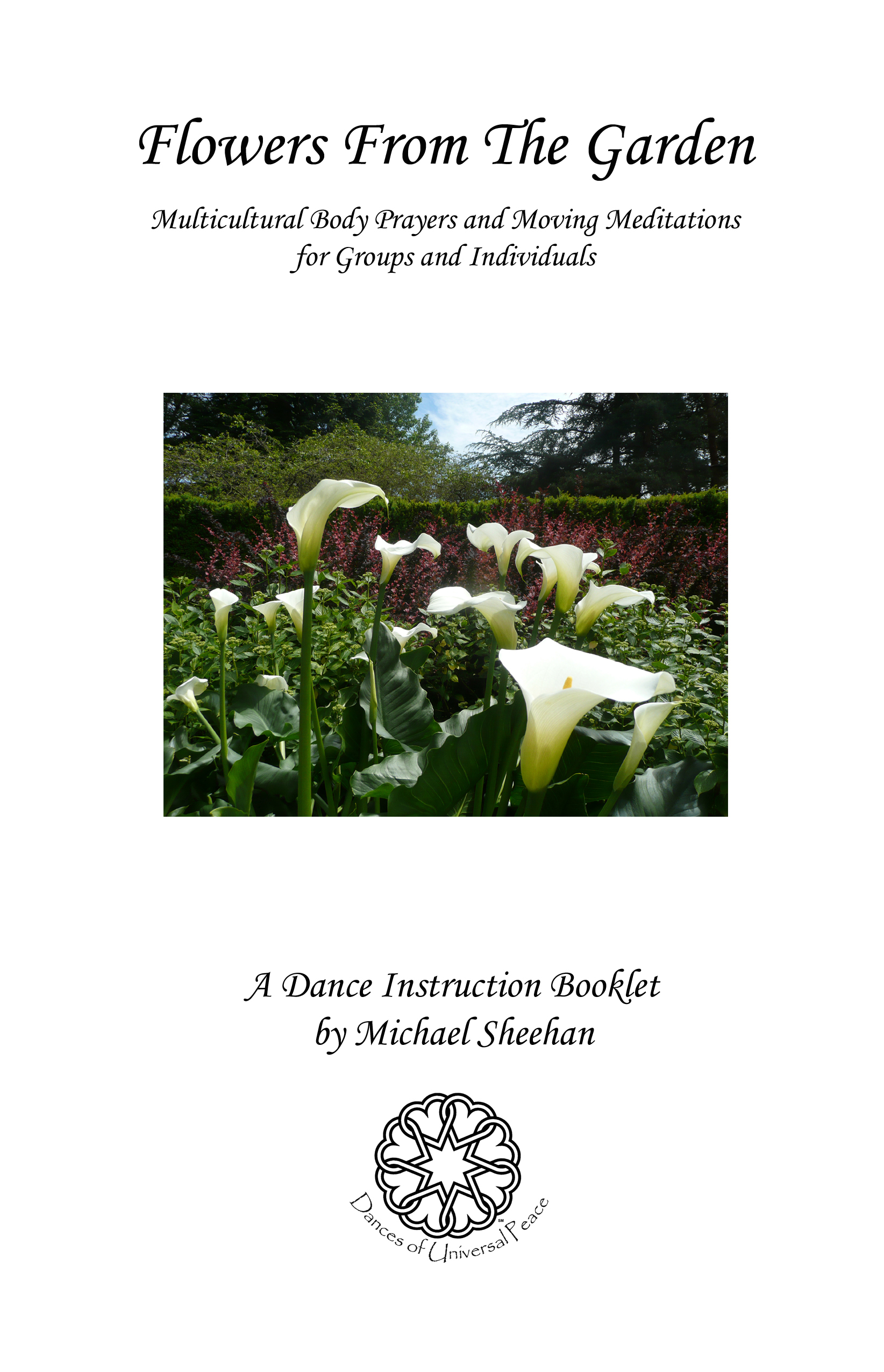 copy23_Booklet - Flowers From The Garden